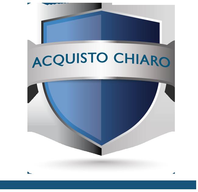 Logo acquisto chiaro